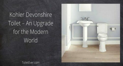 Kohler Devonshire Toilet