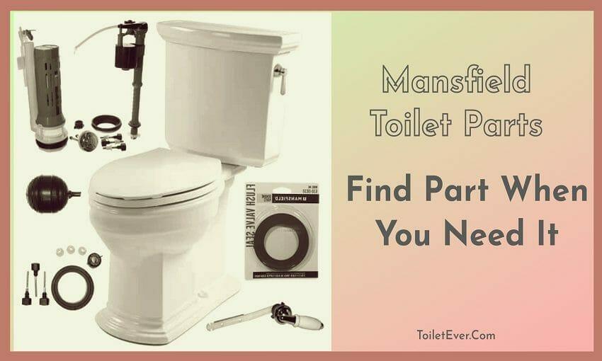 Mansfield Toilet Parts
