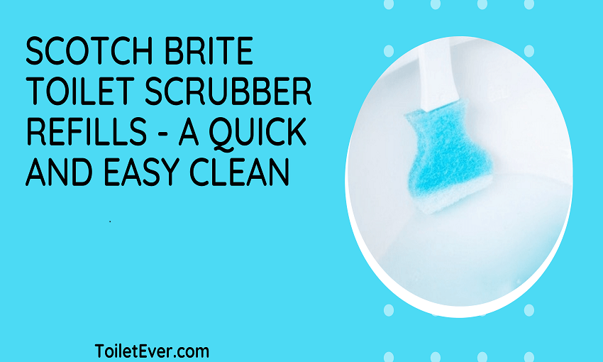 Scotch Brite Toilet Scrubber Refills