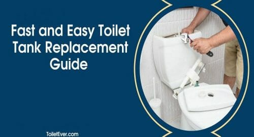 Toilet Tank Replacement