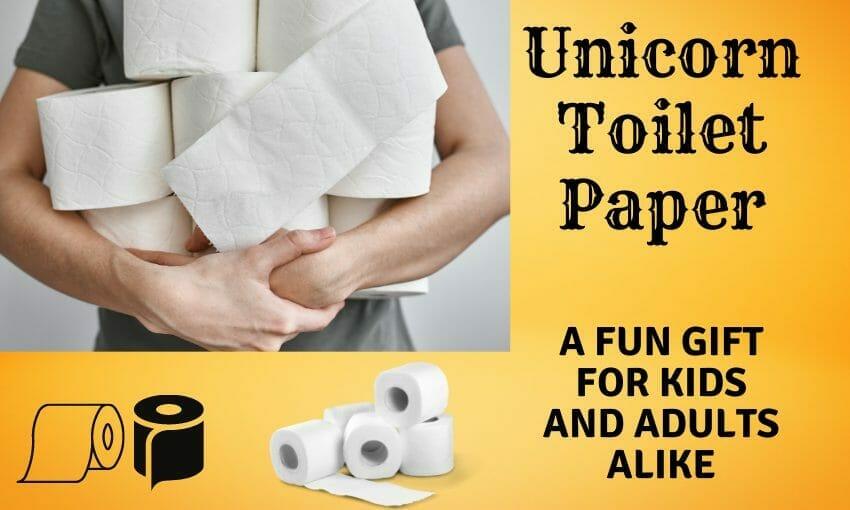 Unicorn Toilet Paper