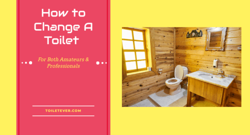 How to Change A Toilet