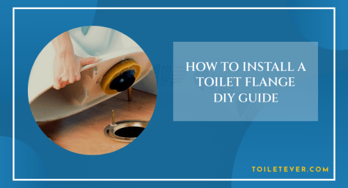 How to Install a Toilet Flange