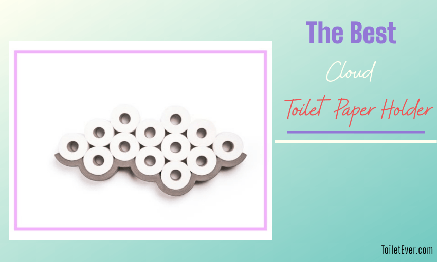 The Best Cloud Toilet Paper Holder