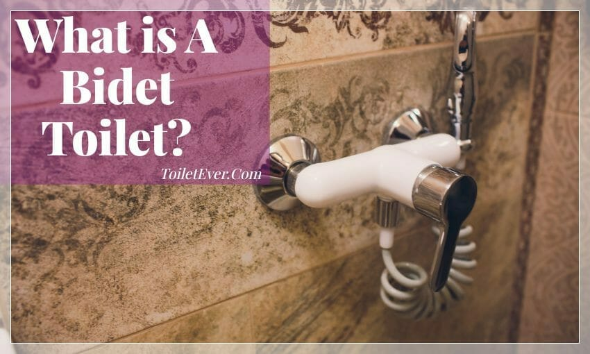 What is A Bidet Toilet