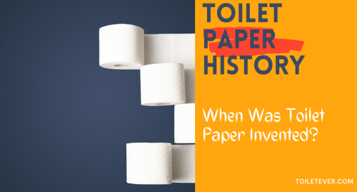 toilet paper history